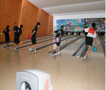 Sports Activity: Bowling