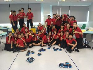 2E4 with their Sumo bots!